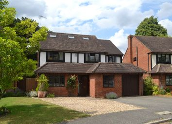 Thumbnail 5 bed detached house for sale in Hollybush Close, Watford, Hertfordshire
