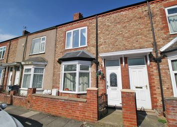 Thumbnail 3 bed terraced house for sale in St Pauls Terrace, Darlington