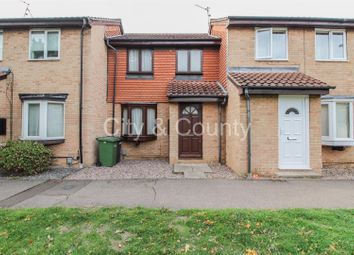 Thumbnail 2 bed terraced house for sale in Jorose Way, South Bretton, Peterborough