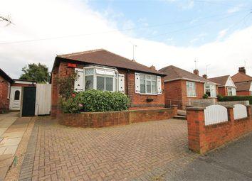 Thumbnail 3 bedroom detached bungalow for sale in Bradforth Avenue, Mansfield, Nottinghamshire