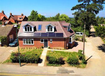 Thumbnail 3 bed detached house for sale in Headcorn Road, Staplehurst, Tonbridge