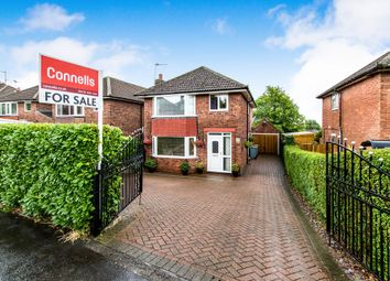 Thumbnail 4 bed detached house for sale in Cliffe Road, Gonerby Hill Foot, Grantham