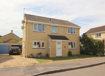 Thumbnail 4 bed detached house for sale in Whittle Close, Chippenham