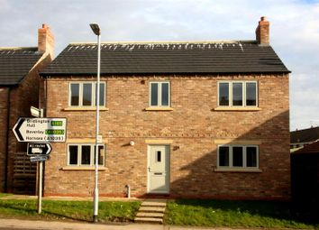 Thumbnail 4 bed detached house for sale in Corner Farm Drive, Main Street, Brandesburton
