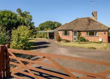 Thumbnail 3 bed detached bungalow for sale in Steeds Lane, Kingsnorth, Ashford