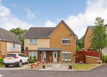 Thumbnail 2 bed semi-detached house for sale in Plenshin Court, Glasgow, Lanarkshire