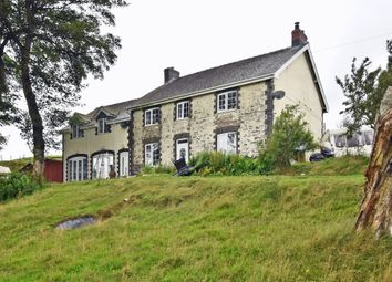 Thumbnail 4 bed detached house for sale in Tylwch, Llanidloes