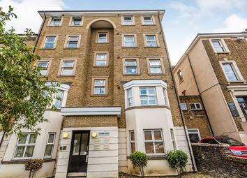 Thumbnail 2 bed flat for sale in Pioneer Court, Overcliffe, Gravesend, Kent