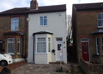 Thumbnail 3 bed semi-detached house to rent in Salisbury Road, Romford
