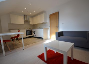 Thumbnail 2 bed flat to rent in 100A London Road, Leicester