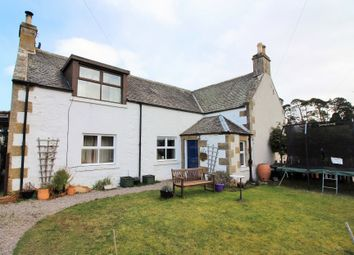 Thumbnail 3 bedroom semi-detached house for sale in Rafford, Forres