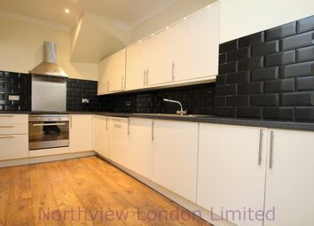 Thumbnail 3 bed terraced house to rent in Hoppers Road, Winchmore Hill