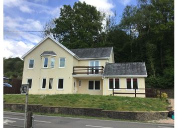 Thumbnail 5 bedroom detached house for sale in New Road, Neath