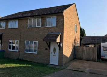 Thumbnail 3 bed semi-detached house to rent in Hairpin Croft, Peacehaven