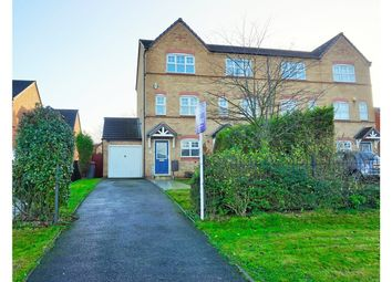 Thumbnail 3 bed terraced house for sale in Bradley Road, Telford