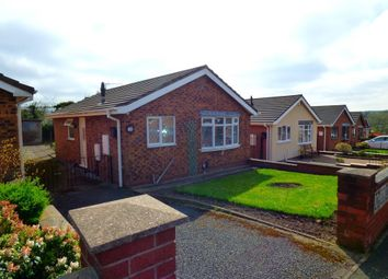 Thumbnail 2 bed detached bungalow for sale in Willeton Street, Bucknall, Stoke-On-Trent