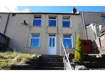 Thumbnail 3 bed terraced house for sale in Glamorgan Terrace, Tonypandy