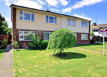 Thumbnail 2 bed maisonette for sale in Bridge House Close, Wickford, Essex