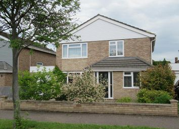 Thumbnail 4 bed property to rent in Fountains Road, Bedford