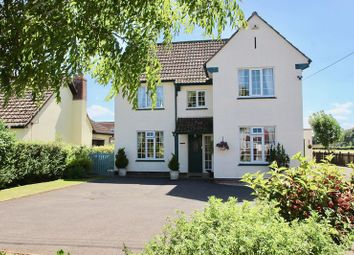 4 bed detached house for sale in Oxenpill, Meare, Glastonbury BA6
