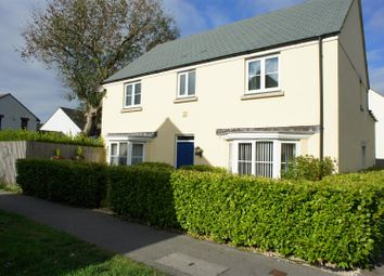 Thumbnail 4 bed property to rent in The Hurlings, St. Columb