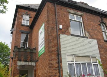 Thumbnail 6 bed end terrace house to rent in Upper Hanover Street, Sheffield