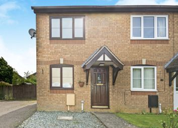 Thumbnail 2 bed end terrace house to rent in Byron Way, Stamford