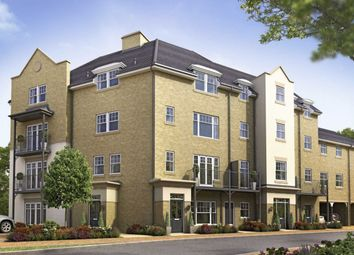 Thumbnail 1 bed flat to rent in Wells View Drive, Trinity Village, Bromley