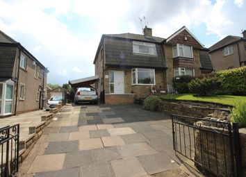 Thumbnail 3 bed semi-detached house for sale in Hollingwood Lane, Bradford, West Yorkshire