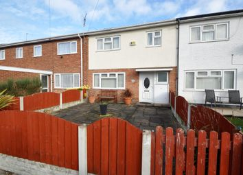 Thumbnail 3 bed terraced house for sale in Ashville Road, Wallasey