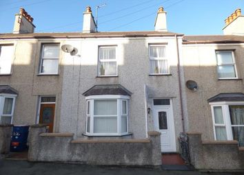 Thumbnail 2 bed terraced house for sale in Cambria Street, Holyhead, Sir Ynys Mon