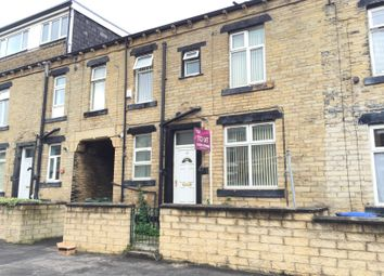 Thumbnail 3 bed terraced house to rent in Upper Mosscar Street, Bradford