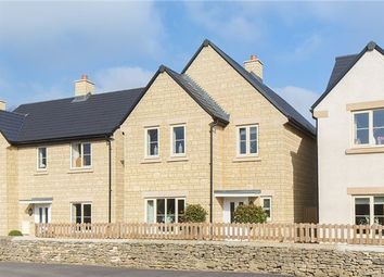 Thumbnail 4 bedroom detached house for sale in Cirencester Road, Minchinhampton, Stroud
