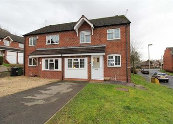 Thumbnail 3 bed semi-detached house for sale in Winscar Croft, Dudley