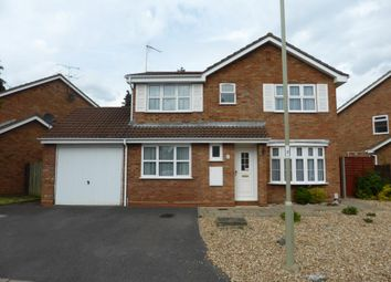 Thumbnail 4 bed detached house to rent in Langdale Close, Southwood