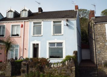 3 bed end terrace house for sale in 426 Mumbles Road, Mumbles, Swansea SA3