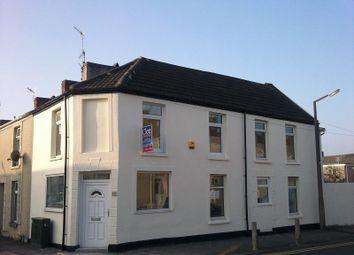 Thumbnail 1 bed flat to rent in Delhi Street, St Thomas, Swansea.