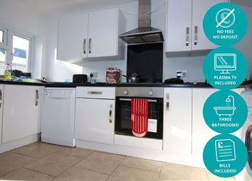 Thumbnail 6 bed terraced house to rent in Blackweir Terrace, Cathays, Cardiff