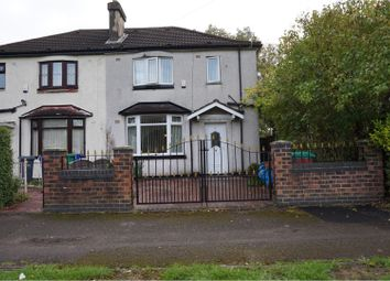 Thumbnail 3 bedroom semi-detached house for sale in Parrs Wood Road, Manchester