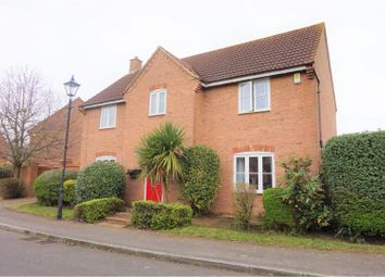 Thumbnail 4 bed detached house for sale in Middleton, Milton Keynes