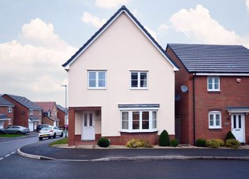 Thumbnail 4 bedroom detached house for sale in Canary Grove, Wolstanton, Newcastle-Under-Lyme