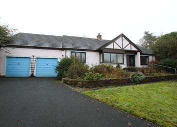 Thumbnail 3 bed detached bungalow for sale in The Hollies, Broomrigg Crescent, Ainstable, Carlisle, Cumbria