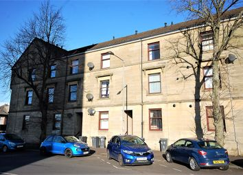 Thumbnail 1 bedroom flat for sale in Stock Street, Paisley