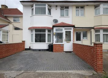 Thumbnail 3 bed terraced house for sale in Granville Avenue, Hounslow