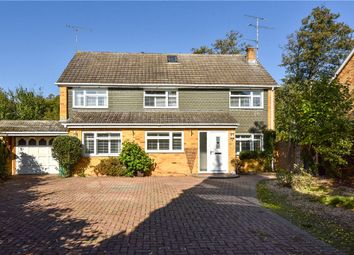 Thumbnail 7 bed detached house for sale in Weybridge Mead, Yateley, Hampshire