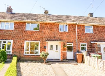 Thumbnail 3 bed terraced house for sale in Welbourn Gardens, Lincoln