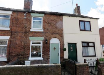 Thumbnail 2 bed terraced house to rent in Cross Street, Biddulph, Stoke-On-Trent