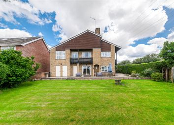 Thumbnail 4 bed detached house for sale in Fraser Close, Daventry