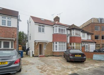 Thumbnail 4 bed flat to rent in Burleigh Gardens, Southgate