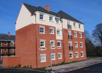 Thumbnail 2 bed flat for sale in Ashby Grove, Loughborough